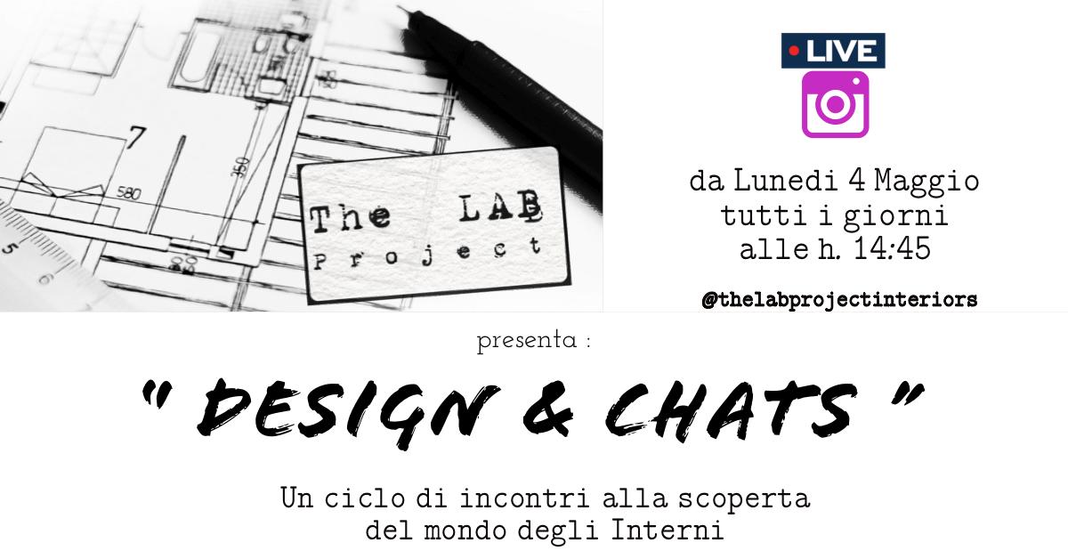 Partecipa a Design & Chats